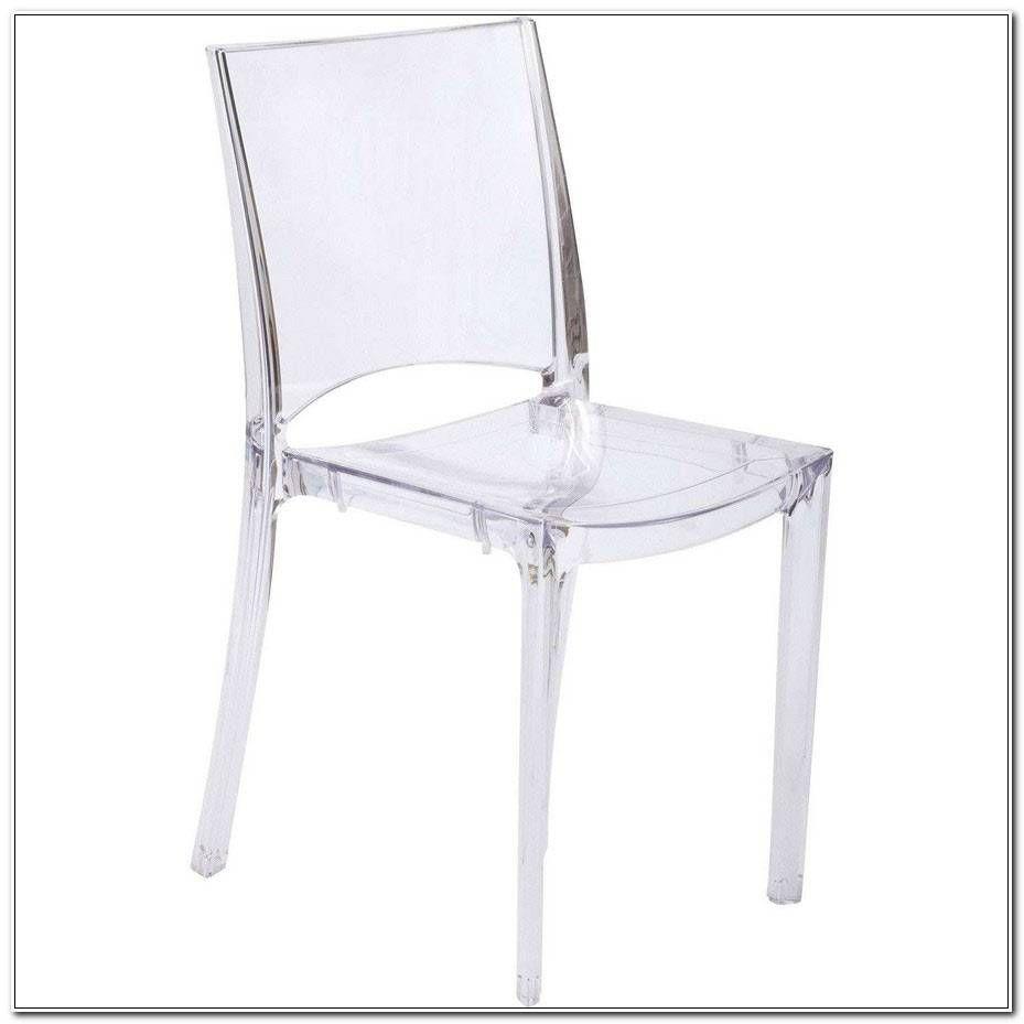Chaise Pliante Plexiglas Transparente Ghost Chair Home Decor Chair