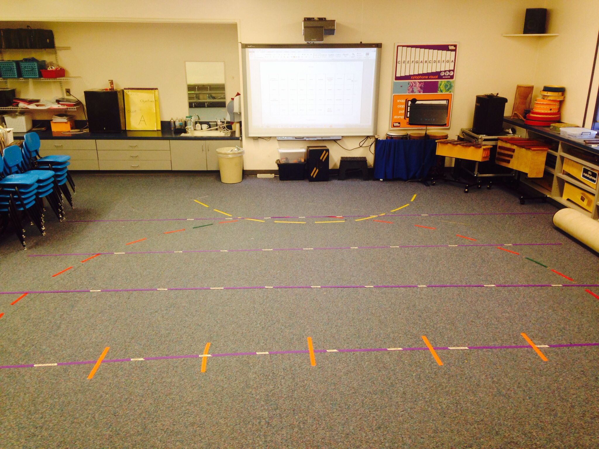 Easy Classroom Seating And Formations Colored Velcro On Carpet And Masking Tape For Names On Velcro S Autism Helper Executive Functioning Skills Masking Tape