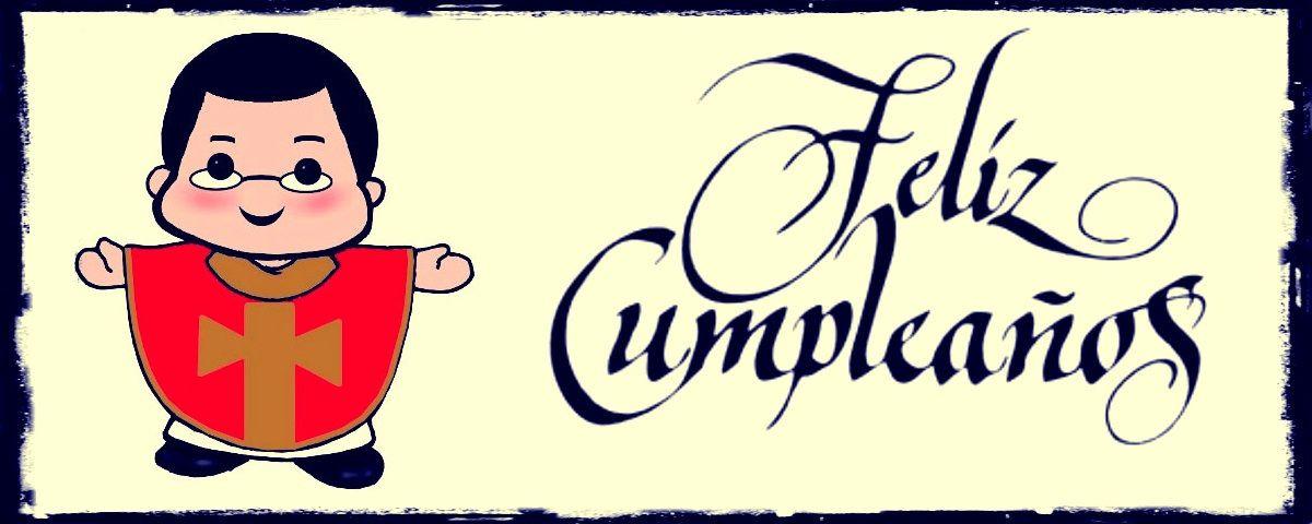 #FelizCumpleaños #Sacerdote