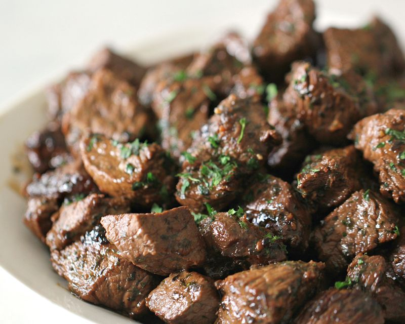 Marinated Steak Tips Blackstone Products Steak Tips Marinated Steak Sirloin Steak Recipes