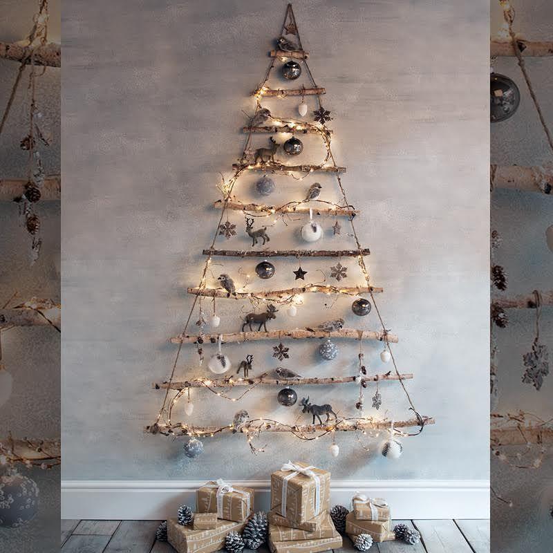 nadelfreies weihnachten 6 weihnachtsbaum alternativen zum. Black Bedroom Furniture Sets. Home Design Ideas