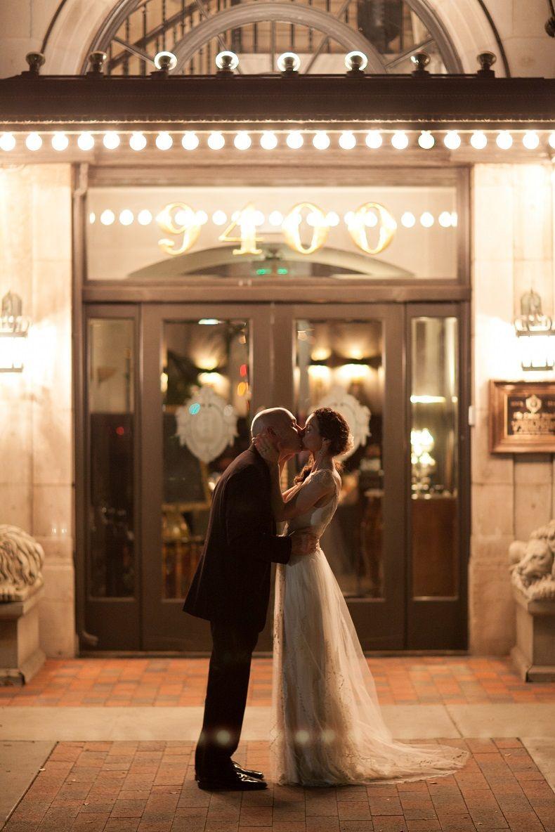 Vintage Historic Wedding Venue The Culver Hotel City CA