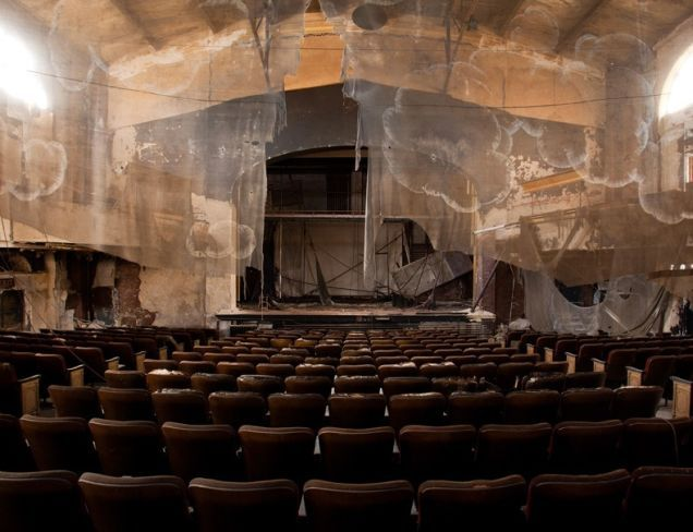 Proctor's Palace Roof Theatre, Newark, New Jersey (1915-1968)