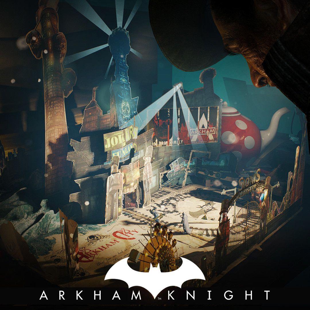 Pin by Ronanmahon Art on Batman Arkham Knight Batman