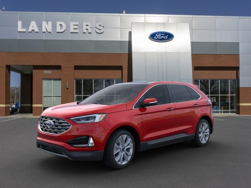 New 2020 Ford Edge From Landers Ford In Collierville Tn 38017 Call 901 430 0766 For More Information Ford Edge Ford Dealership Showroom