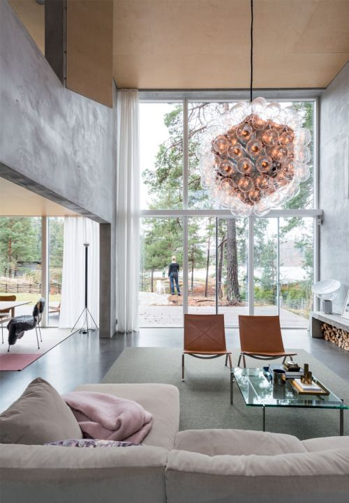 Love The Architecture Of This House In Nacka Stockholm The Six Walls House By Arrhov Frick Architects Photo By Home Decor Affordable Interior Design Home