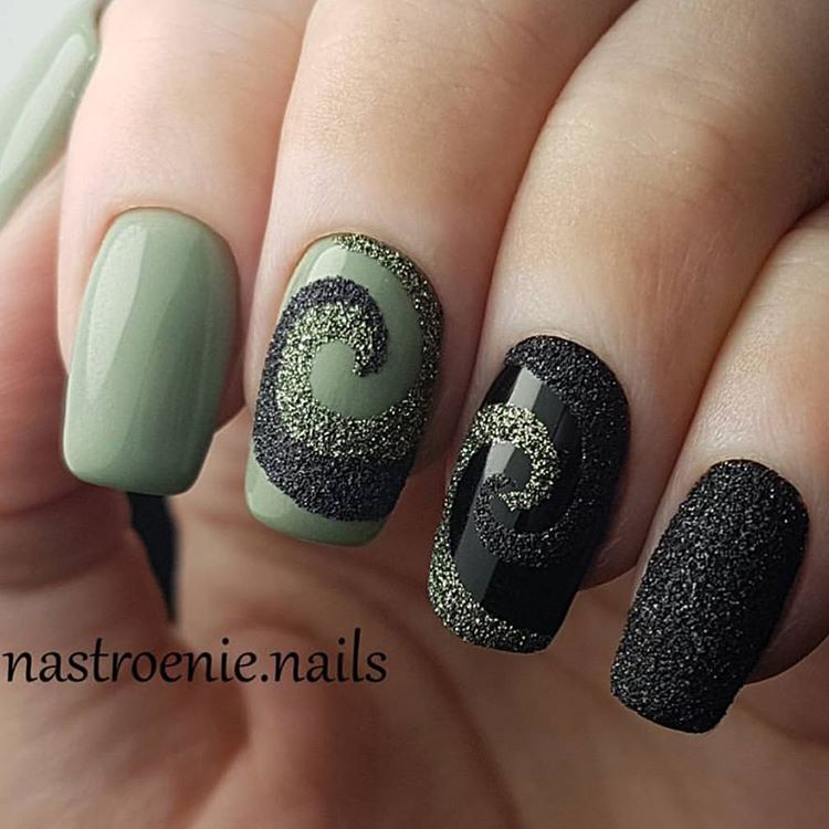 маникюр - дизайн ногтей | uñas esculpidas y decoradas | Pinterest ...