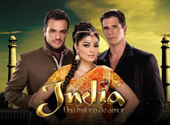 Caminho Das Indias India Una Historia De Amor 2009 Novela