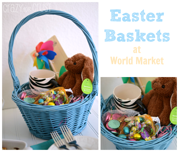 Easter basket ideas with cost plus world market crazy for crust easter basket ideas with cost plus world market crazy for crust easter style hunt sweepstakes enter to win a world market gift card negle Gallery