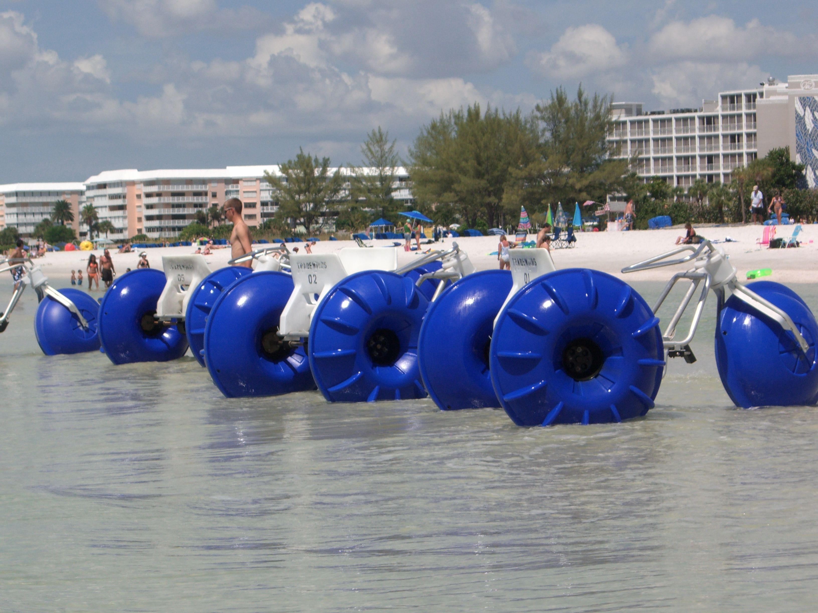 St. Pete Beach, Florida has been home to AquaCycle™ Water