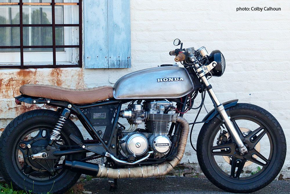 1980 cb650 brat/bobber/tracker? - first bike, first build | bikes