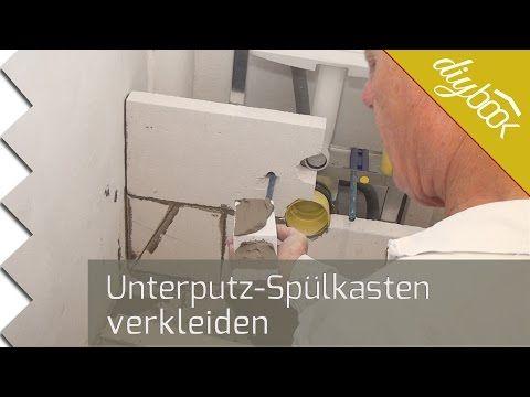 Unterputz Spülkasten Verkleiden unterputz spülkasten verkleiden porenbeton verkleiden und weise