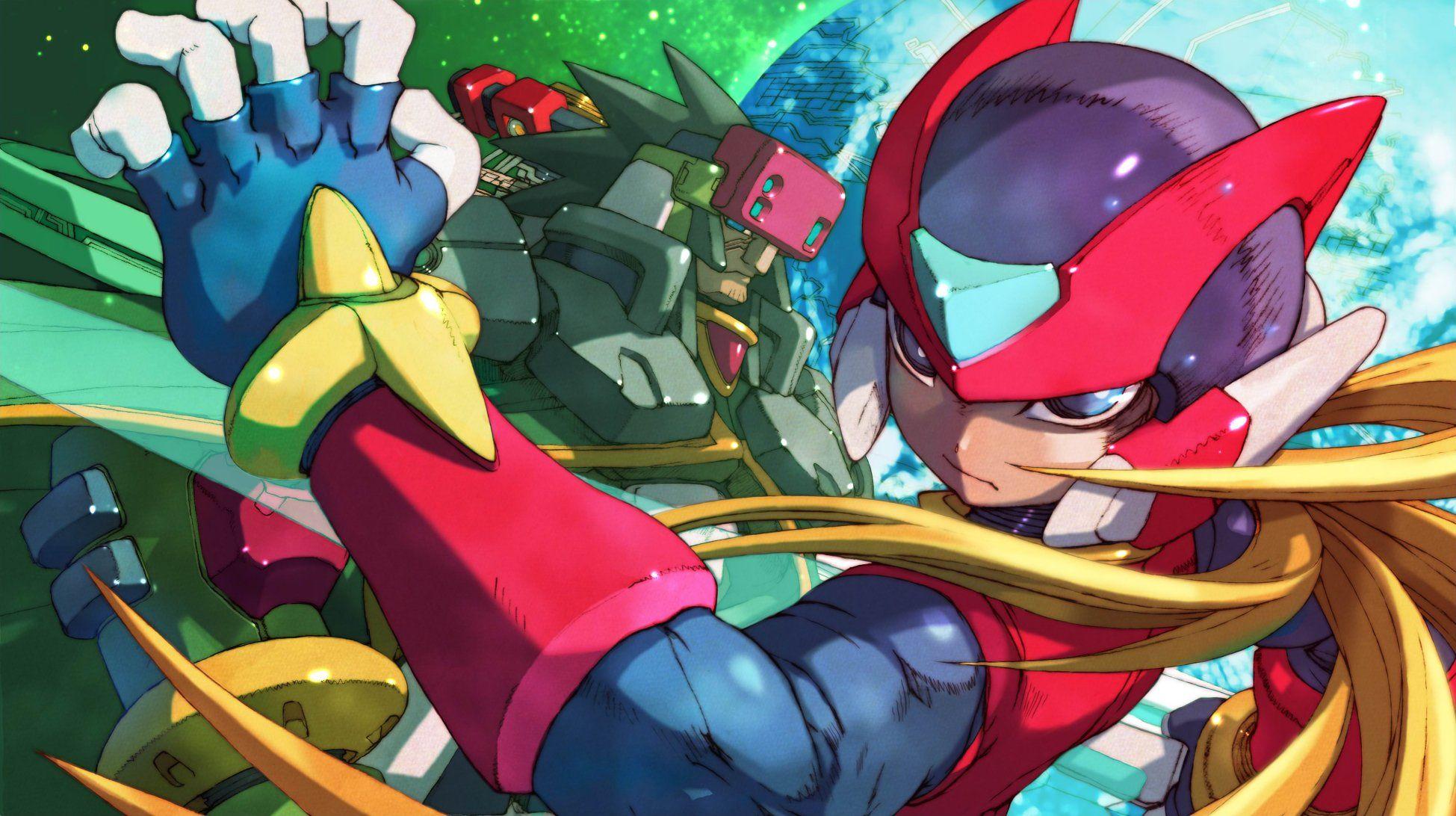 Mega Man Zero 4   Mega man art, Character art, Mega man