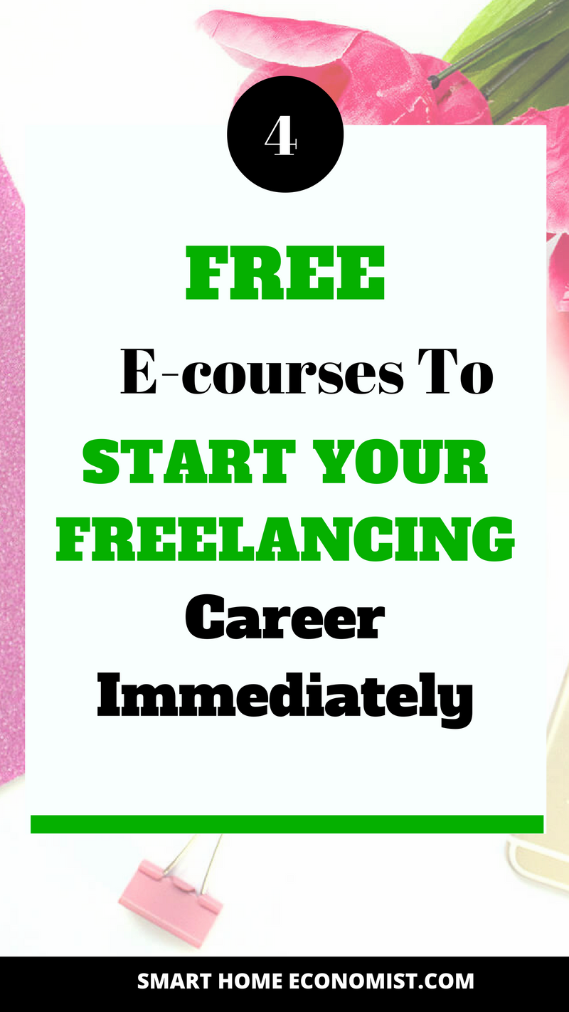 4 e courses to start your lancing career immediately are you planning to start your lancing career