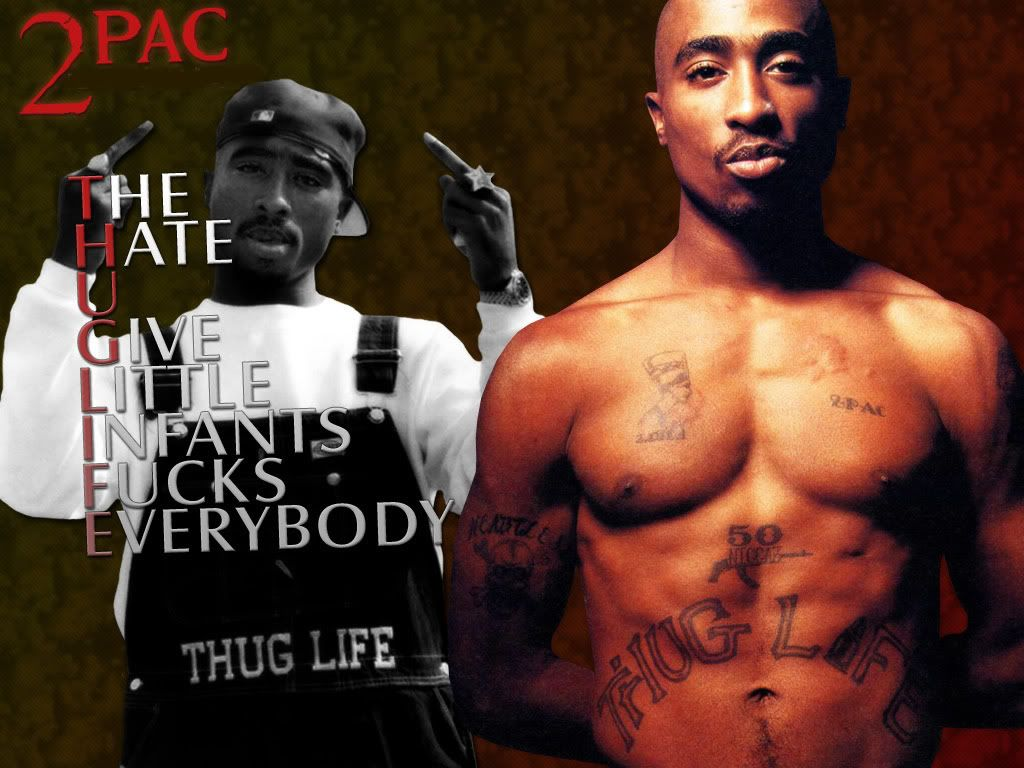 tupac role model quote