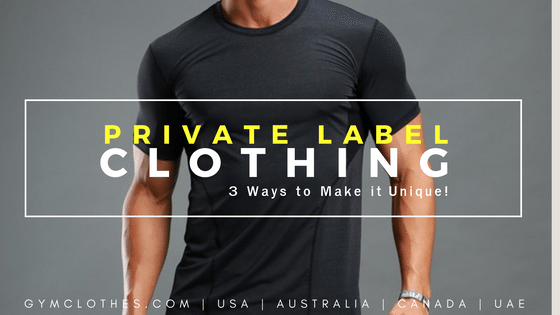 3 Ways To Differentiate Your Private Label Apparel Brand Private
