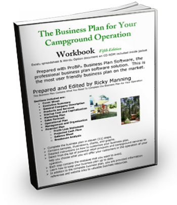 The Business Plan For Your Campground Operation  Business Plans
