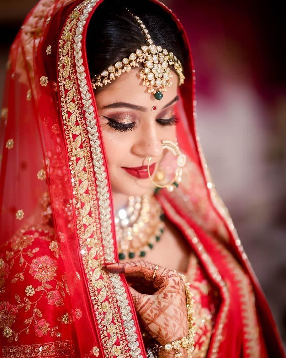 Image May Contain 1 Person Closeup Bridal Photography Wedding Photography India Indian Wedding Couple Photography