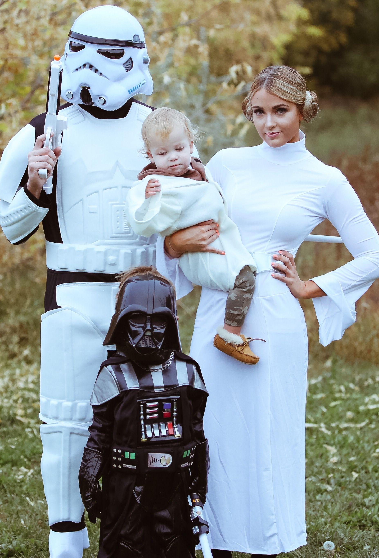 Star Wars costume | Cara Loren | Pinterest | Star wars costumes ...