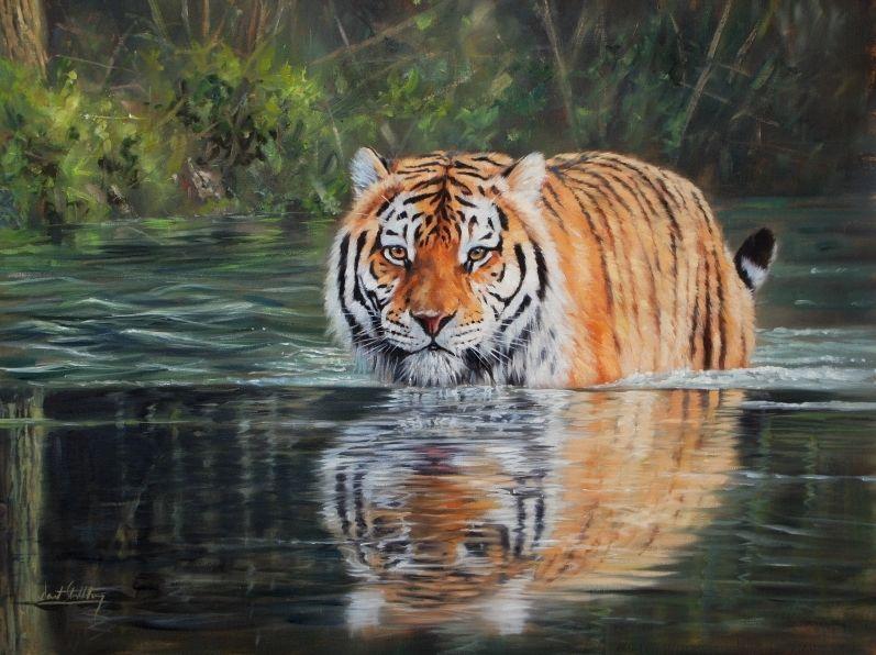 Pin Auf Tigers