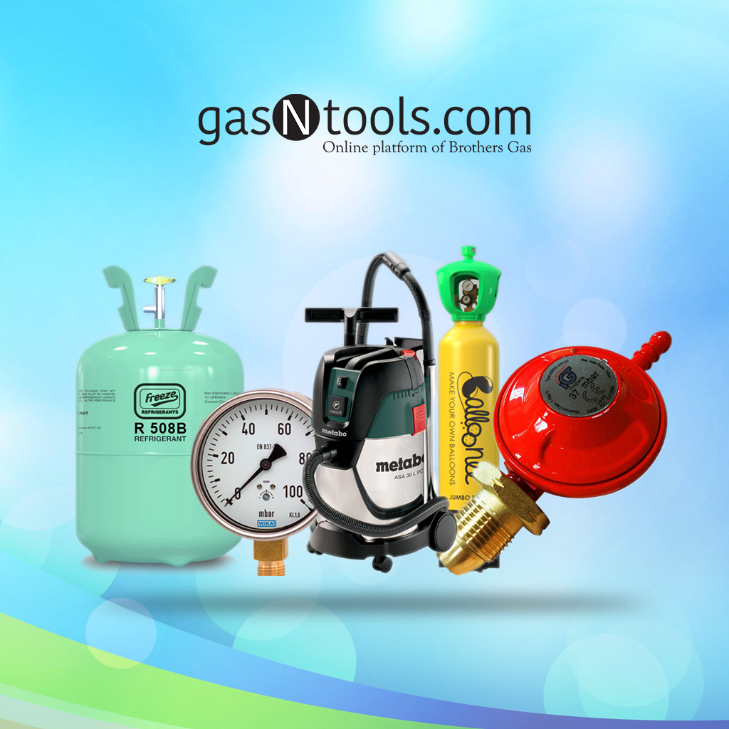 Have you been using Oxygen gas for diving or medical