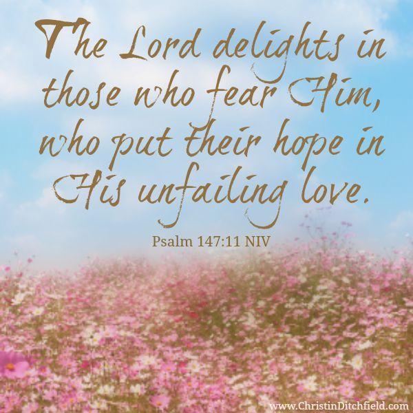 Top Ten Bible Verses On Hope