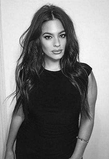 9dcfe4cdcf3 Ashley Graham in shoot to promote body diversity for Glamour Iceland ...