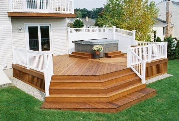 deck layout ideas deck design ideas 10 home design garden - Ideas For Deck Designs