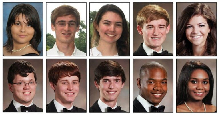 National merit finalists read more at wwwthemiscellany