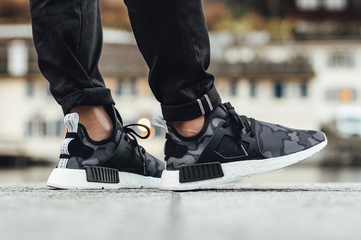 adidas NMD XR1 Black Boost September Release