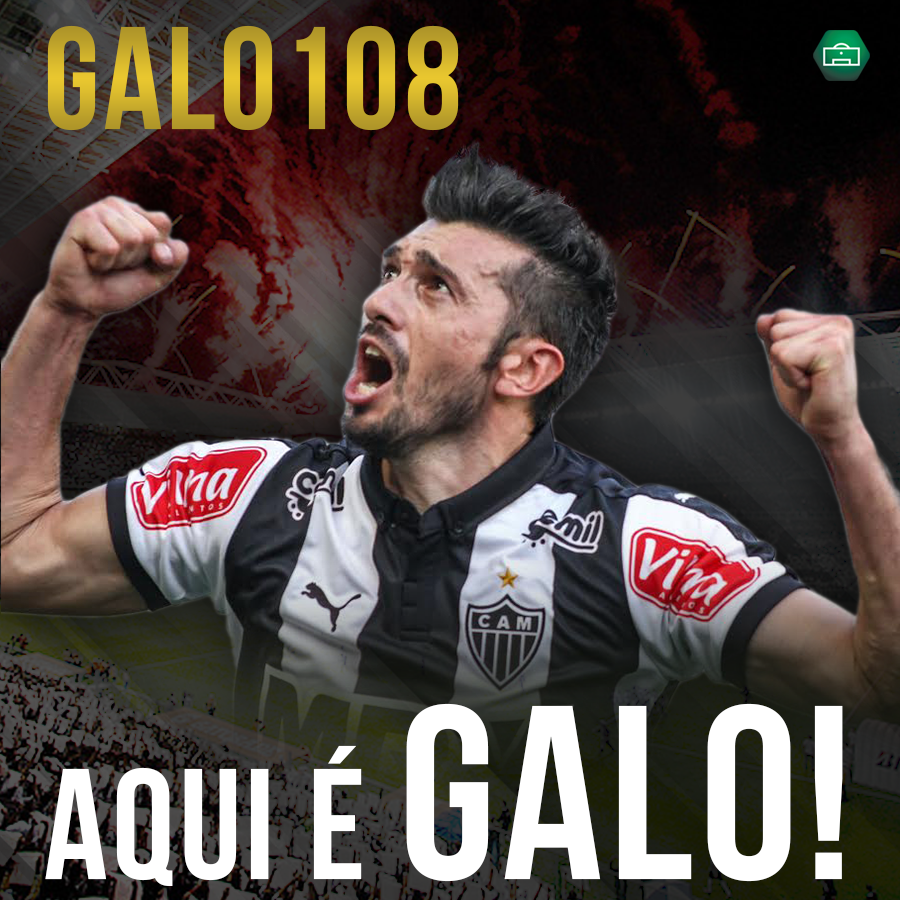 Jesus Dátolo - Aniversário Atlético Mineiro