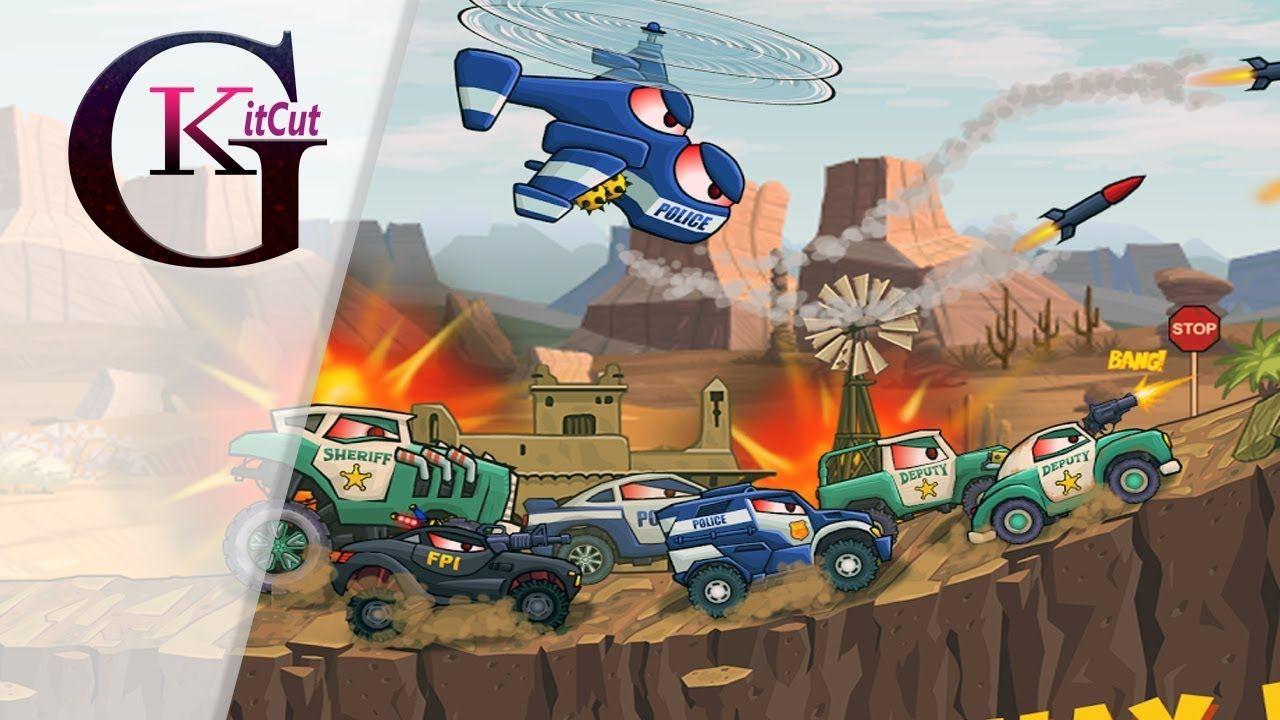 Car Eats Car 3 Action Racing Gameplay For Kids Boy Smokoko Games