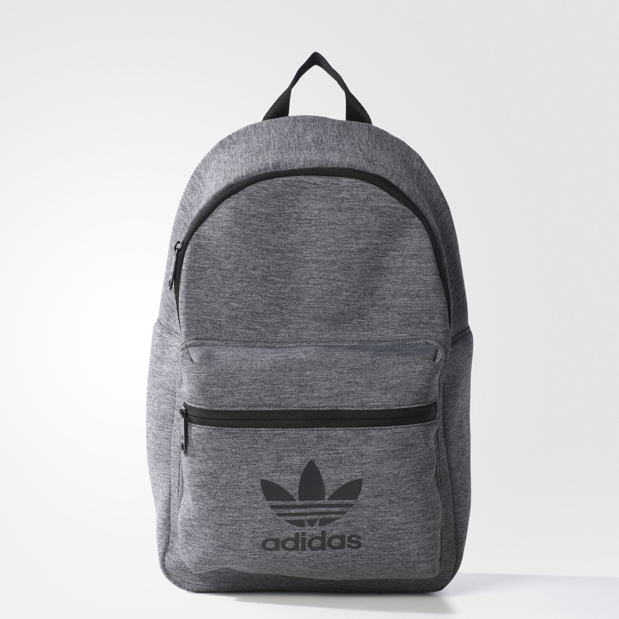 adidas Jersey Classic Backpack Grey b2a6b58330a02