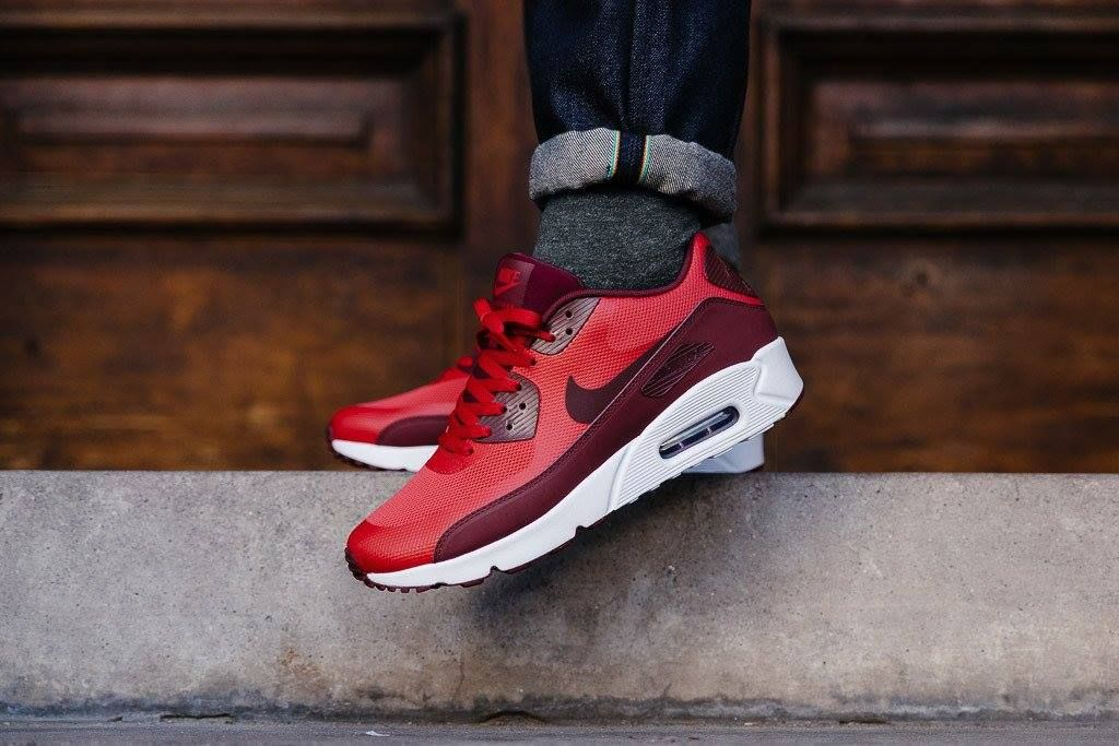 Nike Air Max 90 Ultra Essential Team Red University Red