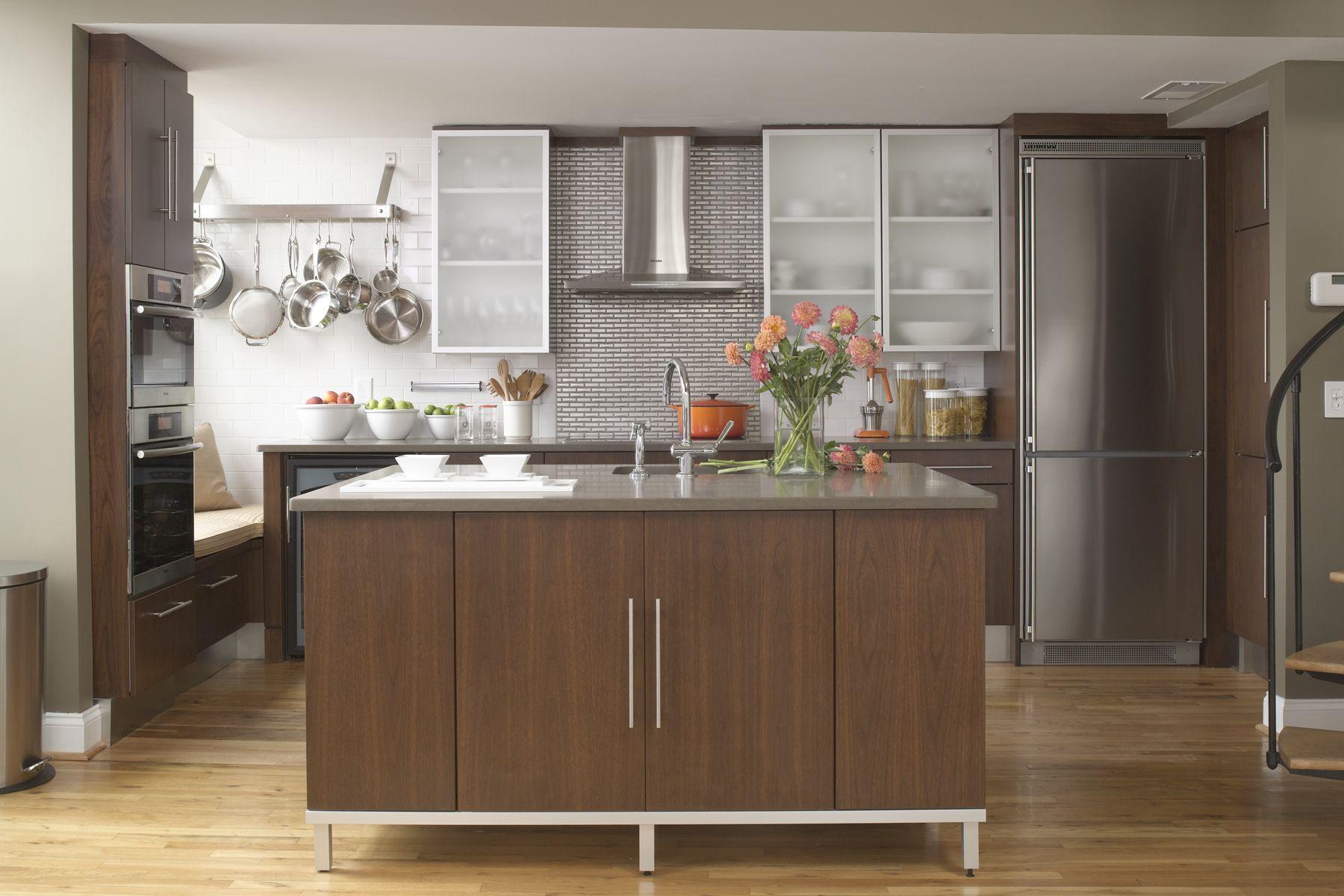Contemporary Kitchen Design   Kitchen inspiration design ...