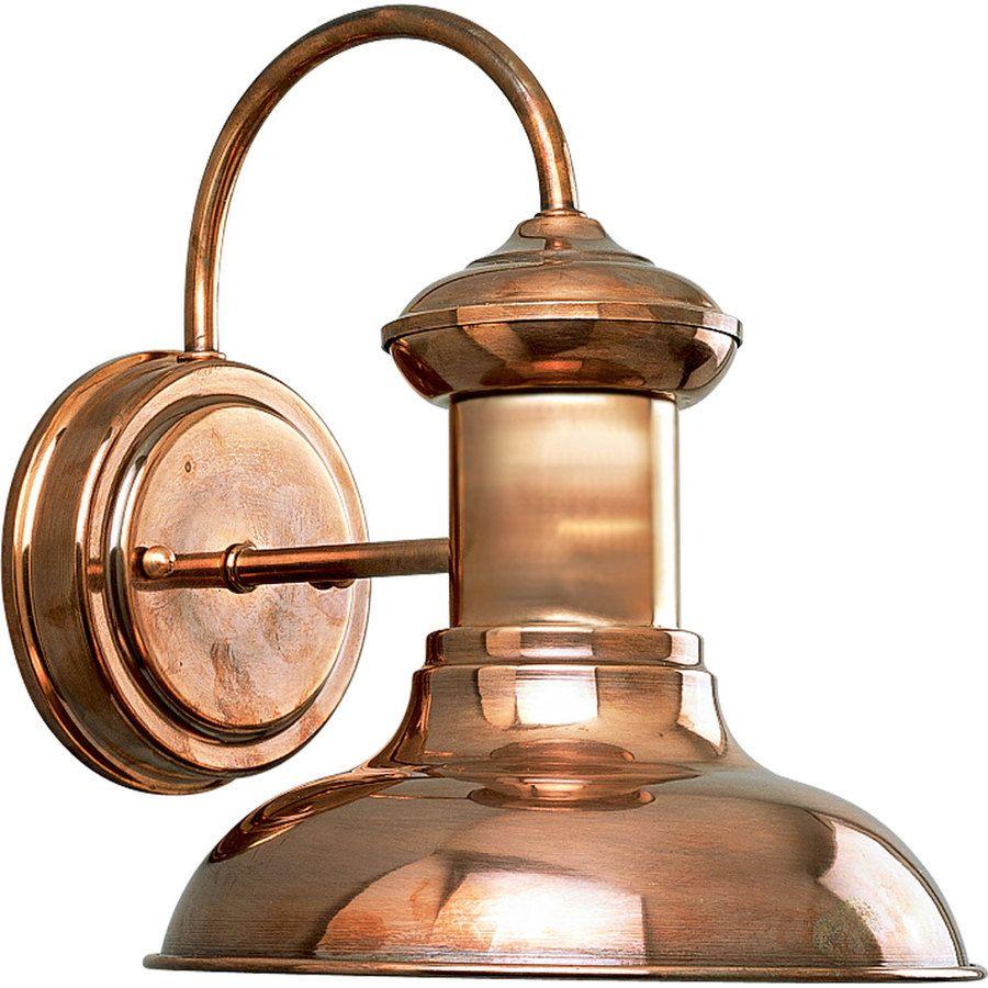 Access Denied Copper Outdoor Lighting Barn Lighting Wall Lantern