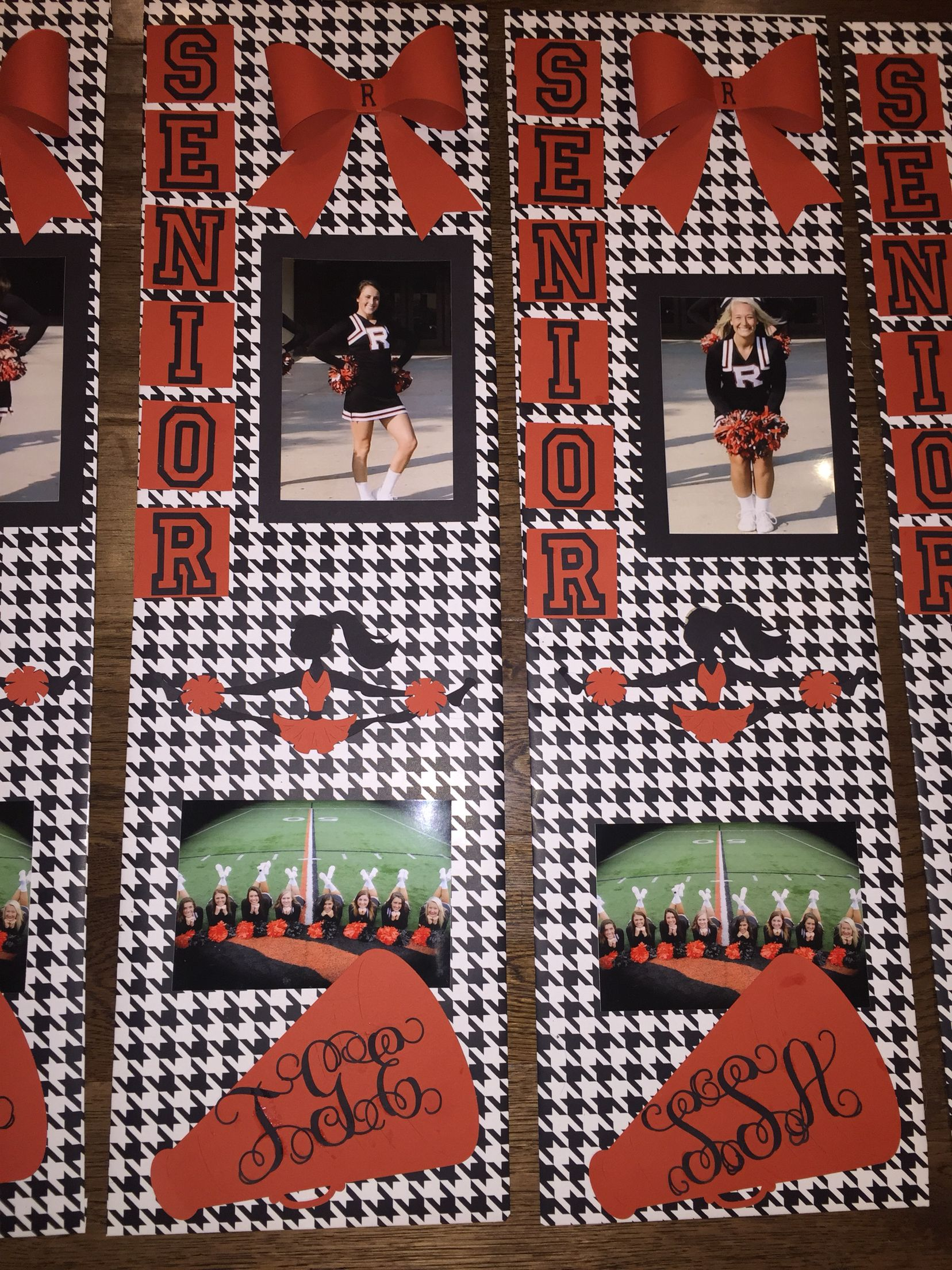 senior cheerleader locker decor cheer gifts pinterest rh pinterest com