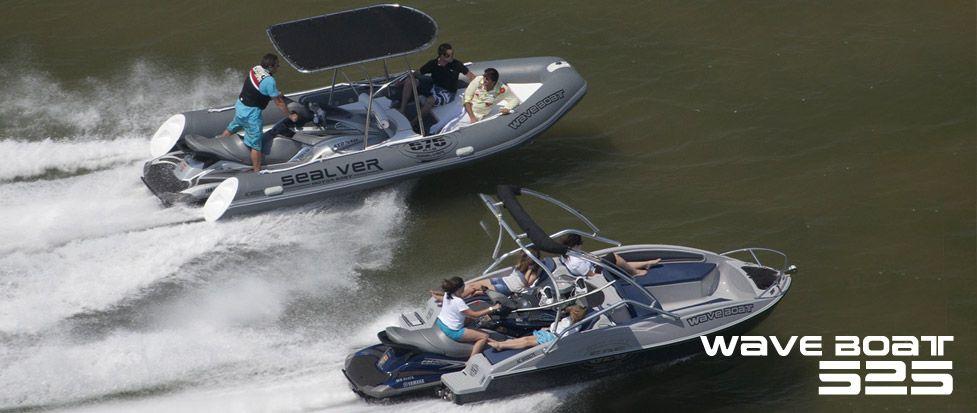 Wave Boat 525 Fahrzeuge