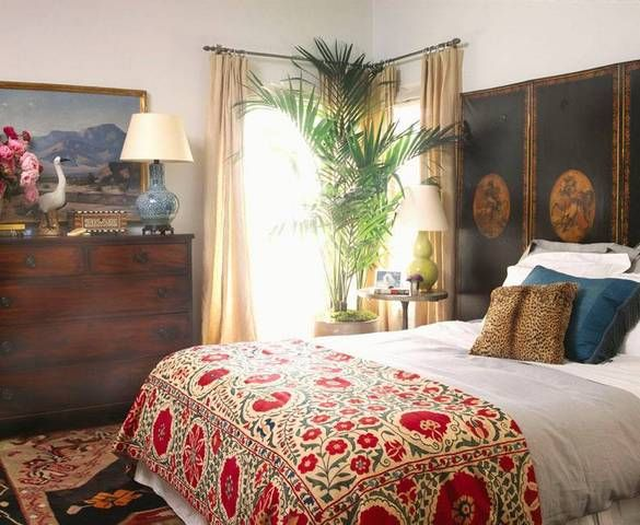 Global Decor Ideas For The Home Eclectic Bedroom Global Decor