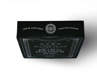 Black Misc Goods Deck.