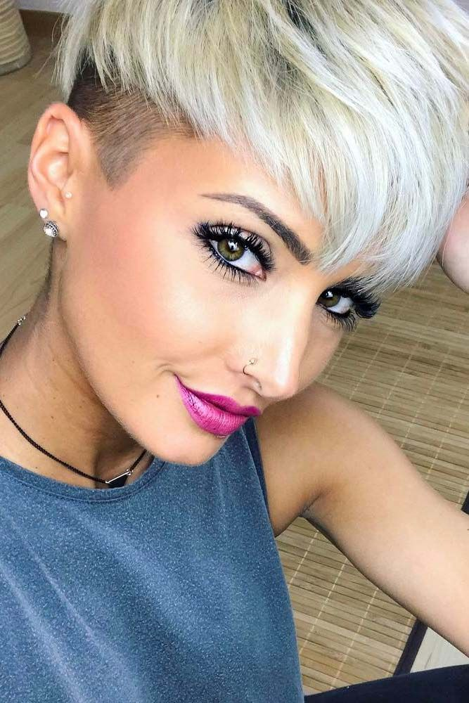 39 Excellent Undercut Hairstyle Ideas for Women (With ...