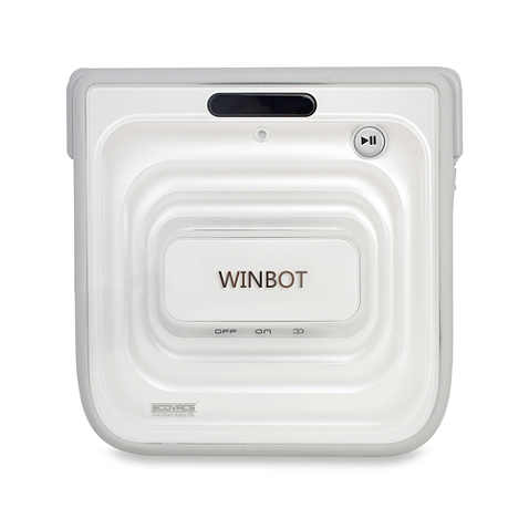 WINBOT the Window Cleaning Robot. I NEED THIS.