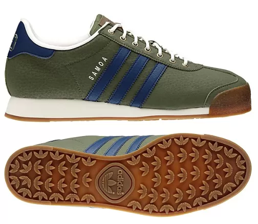 adidas Originals Samoa 'Chalk' With the back-to-school season amongst us,  students and sneaker goers alike may want to opt for the adidas Originals  Samoa as ...