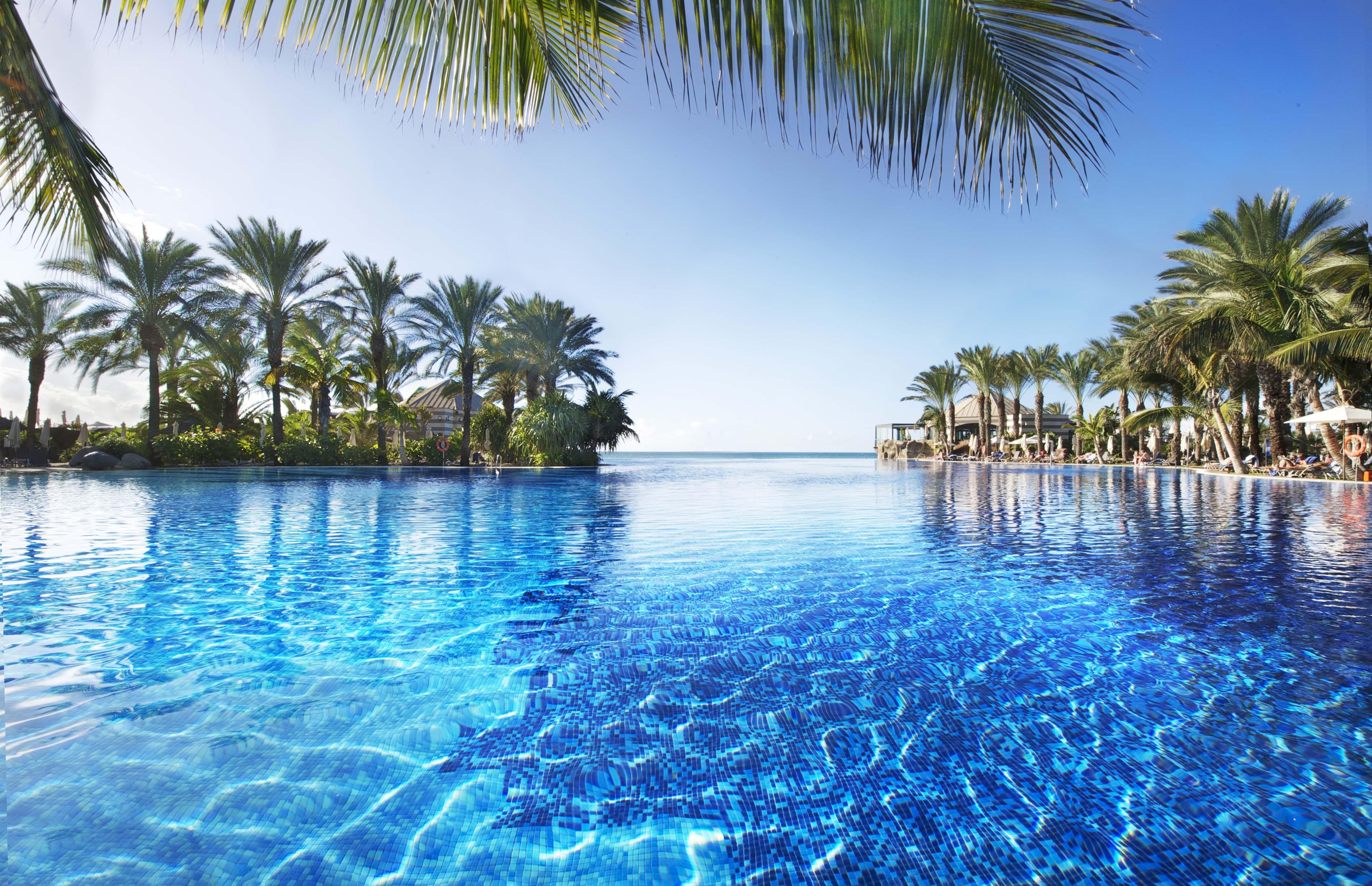El hotel Lopesan Costa Meloneras Resort