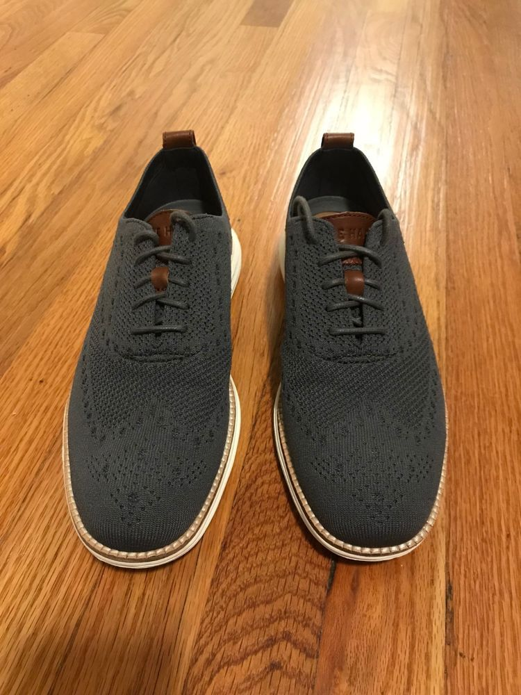d34329b74d9 Cole Haan Men's Original Grand Stitchlite Wingtip Oxford Magnet 7.5M C27961  #fashion #clothing #shoes #accessories #mensshoes #casualshoes (ebay link)