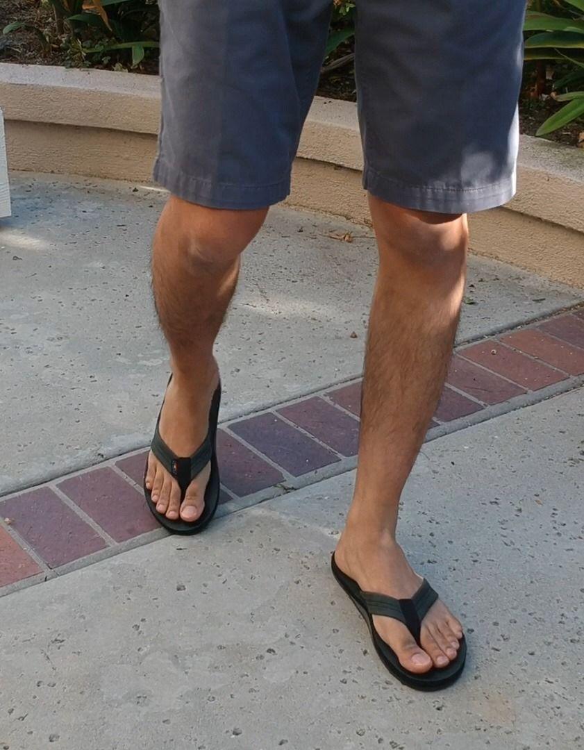 Rainbow sandals, Mens flip flops, Sandals