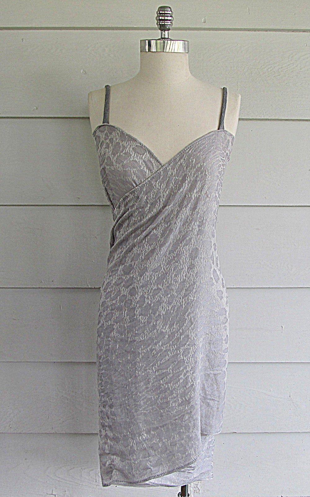 Wobisobi: Scarf Cover up / Dress, Easy DIY.