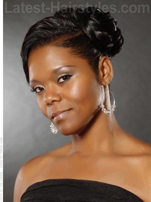 Wondrous 1000 Images About Wedding Hair Styles On Pinterest Short Hairstyles For Black Women Fulllsitofus