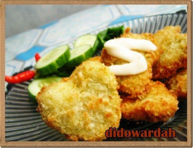 Dapur Didowardah Resep Nugget Ayam Sayur Tanpa Telur Resep Sayuran Ayam