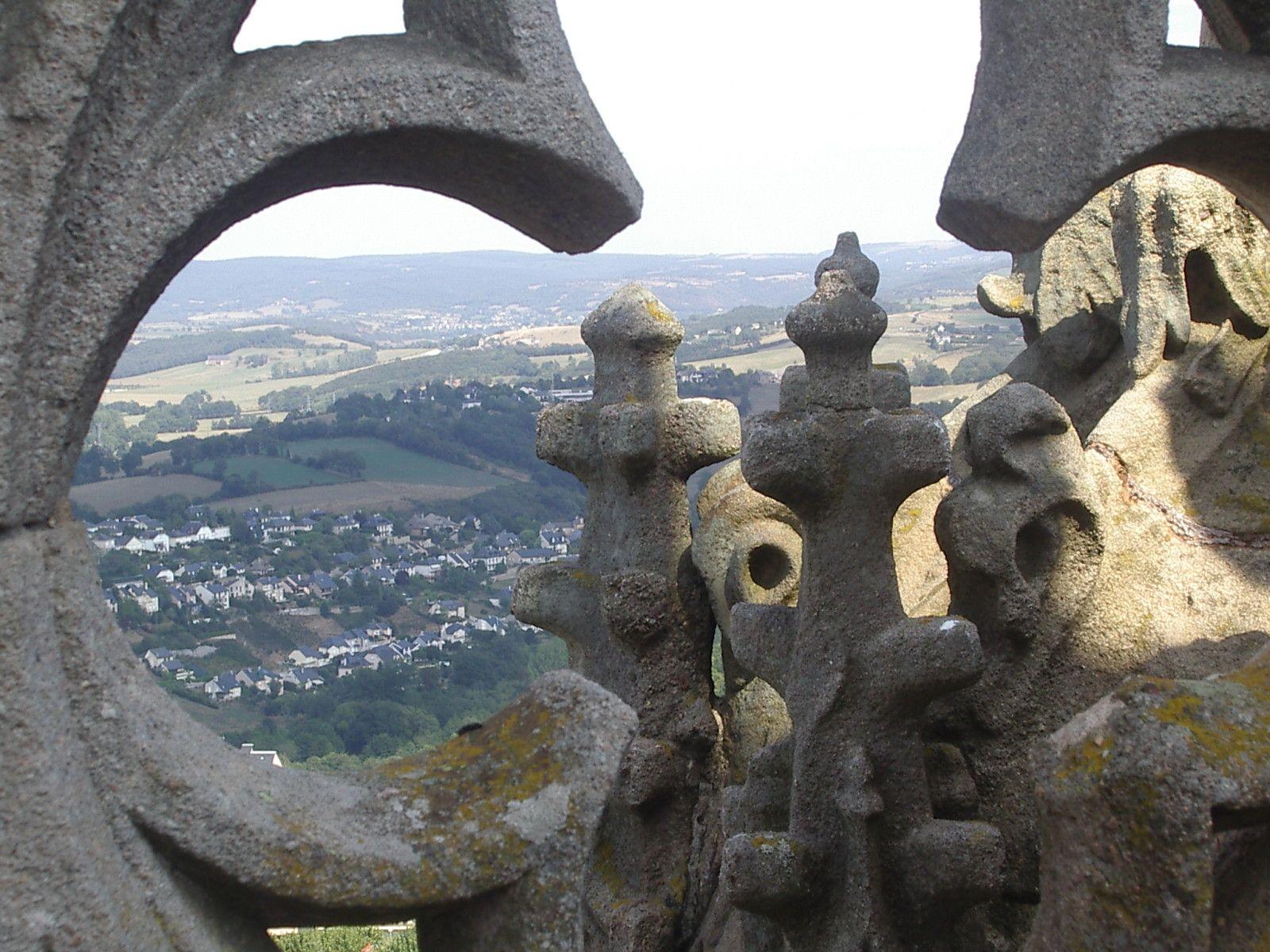 La Cathedrale De Rodez Aveyron Huitieme Merveille Du Monde